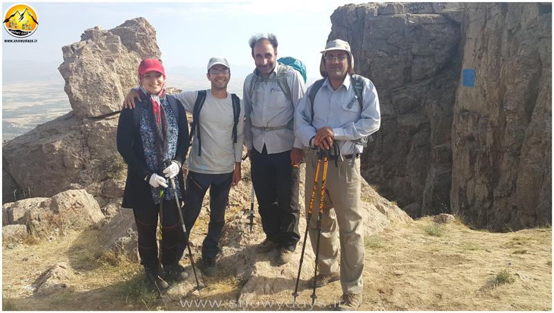 دره اسپران مراغه