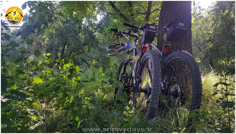 شلیلوند دوچرخه کوهستان