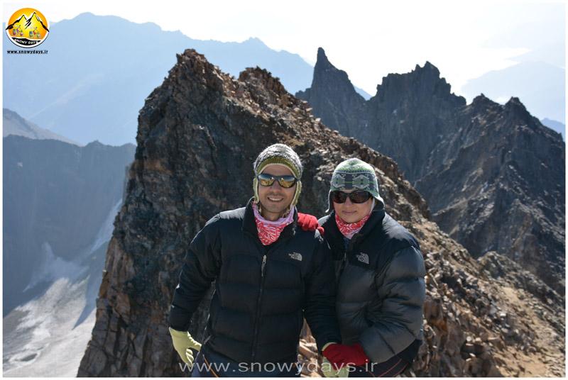 علم کوه 4850 متر