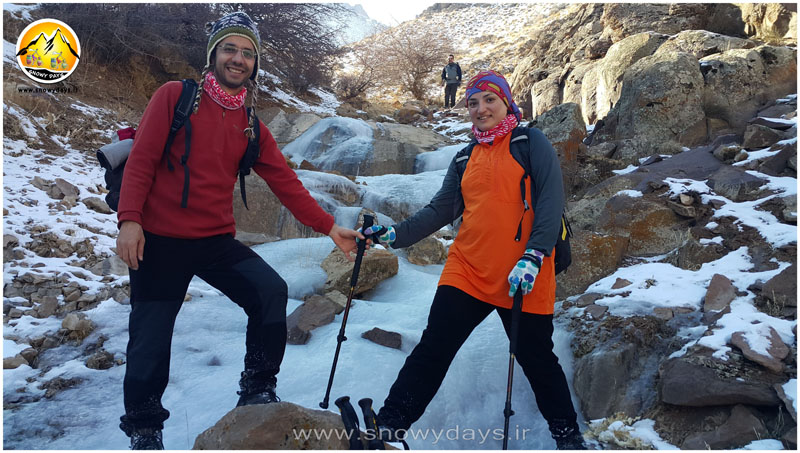 زوج کوهنورد