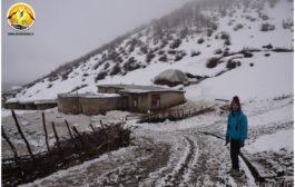 کوه خرپاپ پیرانشهر